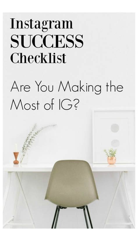 design twins instagram instagram success checklist are you making the most of