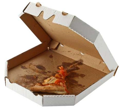 How To Make A Pizza Box Out Of Paper - can pizza boxes be recycled the real answer goes green