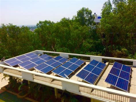 solar panels rooftop home rooftop solar panels india best image voixmag