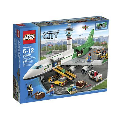 amazon lego amazon com lego city 60022 cargo terminal toy building