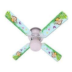 Monkey Ceiling Fan by Our Wish List Nursery Ideas Nojo Jungle Theme On Monkey Jungle Theme And String