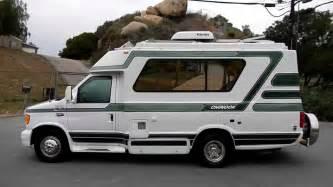 1993 ford santara motorhome