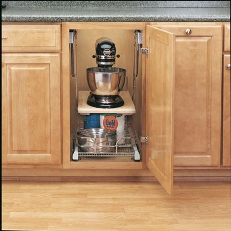 kitchen aid cabinets heavy duty mixer lift rockler woodworking and hardware