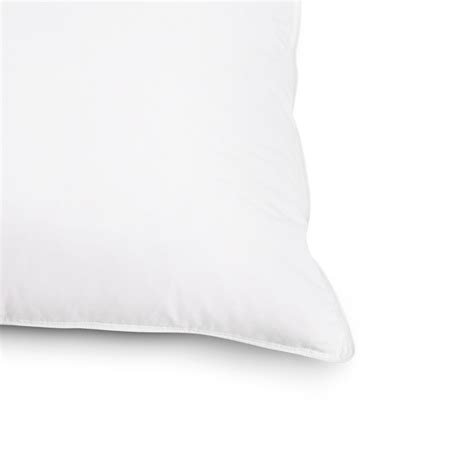 Firmest Pillow by Set Of 4 Pillows Firm