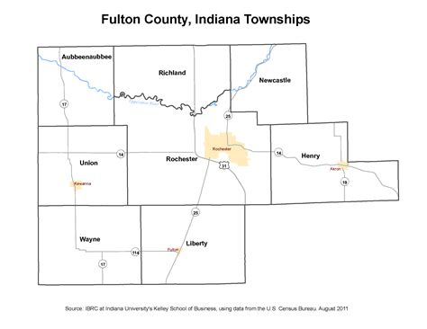 Fulton County Property Records Map Fulton County Indiana Cemeteries Kewanna Union Township Library