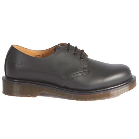 Pw Shoes 01 by Dr Martens Dr Martens 1461 Pw Shoe Black Black