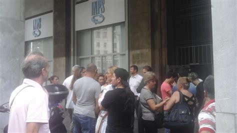 le sedi inps inps lombardia sciopero dei lavoratori dei servizi di