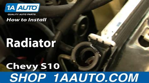 install replace radiator chevy  similar