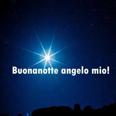 testo angelo mio buonanotte angelo mio