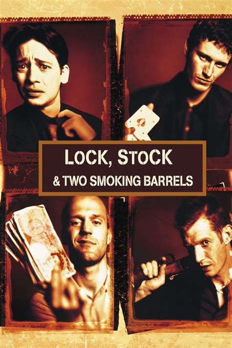 film quotes lock stock lock stock and two smoking barrels wiki synopsis