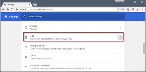 ad blocker for android chrome details about s ad blocking integration in chrome ghacks tech news