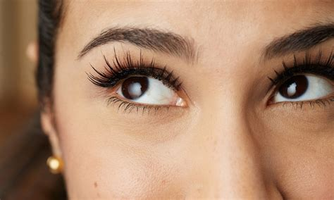 Eyelash Bulu Mata Bawah Eyelash Extension Silk Mink Lash Korea tamekanicole mua 66 bridge township nj groupon