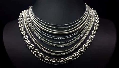 joyas cadenas de plata cadenas de plata para mujer y para hombre