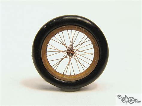 spad xiii spoke wheels 1 72 scale spokes