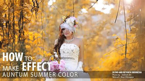 how to use the leave color effect in adobe premiere pro photoshop tutorial easy make colors autumn effect youtube