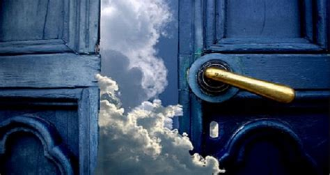 Door To Heaven by The End Time Exalting The Name Of Jesus Through Essays On Prophecy Discernment And