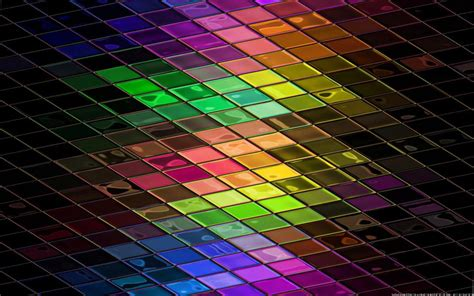colorful wallpapers for android hd colorful hd squares disco ball full hd android wallpaper