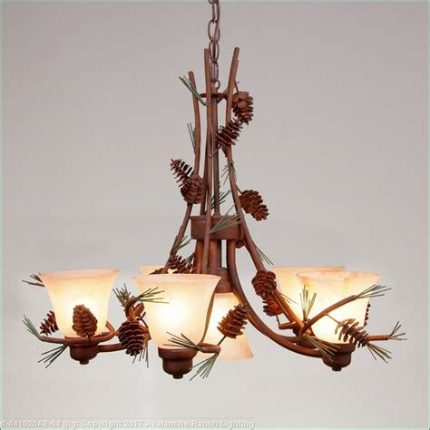 Pine Cone Light Fixtures Rustic Pine Cone Lights Rustic Lighting By Avalanche Ranch Lighting