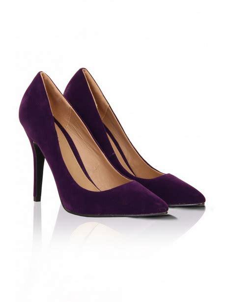 purple suede high heels purple suede heels