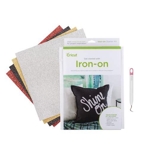using cricut printable iron on iron on starter kit sale