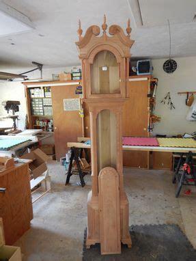 handmade grandfather clock kit  naples precision craft