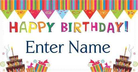 happy birthday sign template pictures to pin on pinterest