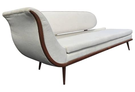 sofa for sale montreal exquisite mid century modern sofa settee by cimon of