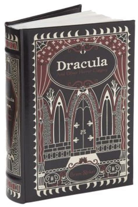 dracula barnes noble dracula and other horror classics barnes noble collectible editions by bram stoker