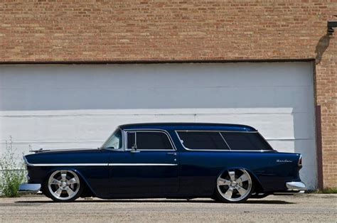 who wouldn t keep moving in a 1955 chevy nomad