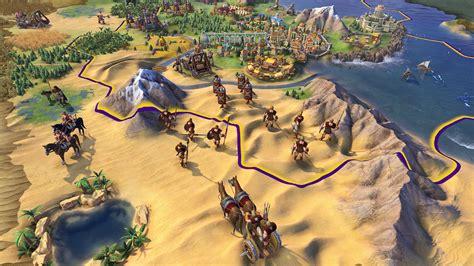 Sid Meiers Civilization Vi Pc sid meier s civilization vi system requirements revealed