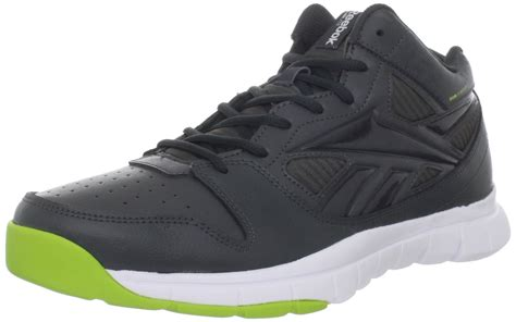 reebok basketball shoes for reebok sublite basketball shoe in gray for gravel