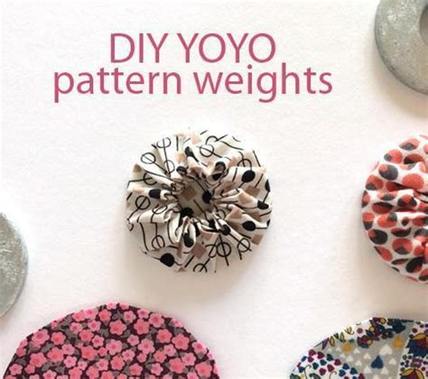 pattern and cloth weights free sewing pattern diy fabric pattern weights