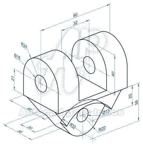 imagenes en 3d autocad autocad para todos 100 pr 225 ctico ejercicios