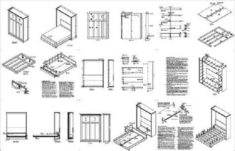How To Build An Affordable Home diy murphy beds total survival