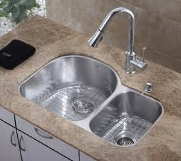 the advantages of stainless steel kitchen sinks