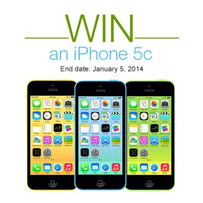 Free Iphone 5c Giveaway 2014 - win the iphone 5c answer included free stuff contests deals giveaways free