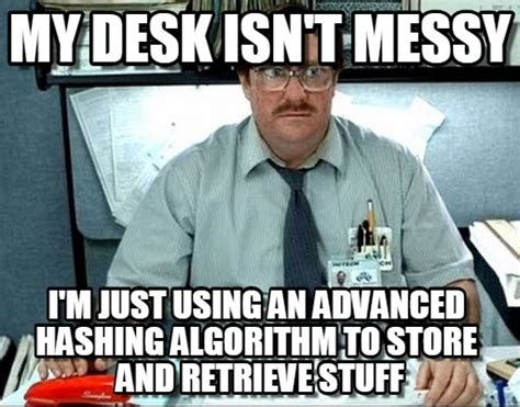 Desk Meme - funny messy desk pictures to pin on pinterest pinsdaddy