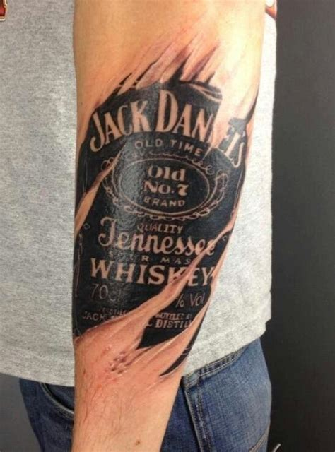 jack daniels tattoo designs 45 wonderful tattoos ideas