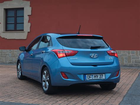 2nd hyundai i30 i30 2nd generation i30 hyundai database carlook