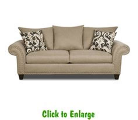 east gunmetal sofa by corinthian at furniture warehouse