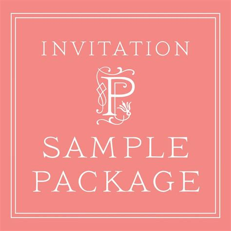 Package Wedding Invitations by Invitation Wedding Invitation Sle Package 2431480
