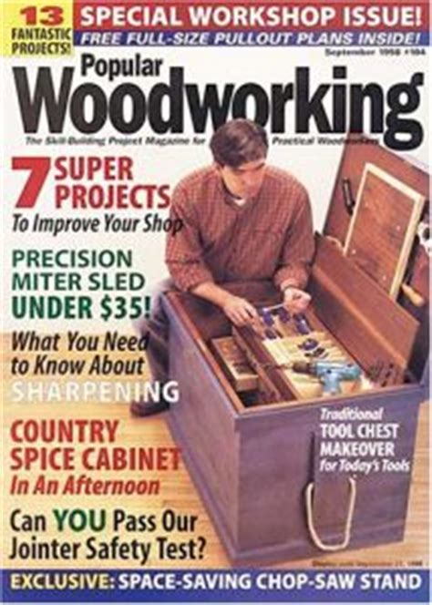 popular woodworking magazine  subscription deal