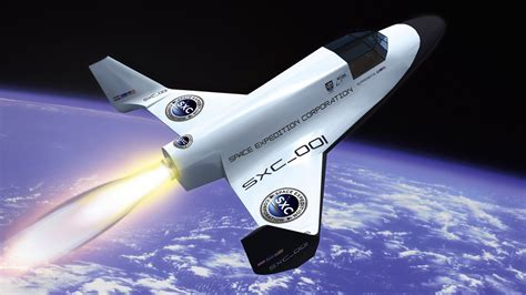 space craft for these are the spaceships that will take tourists to