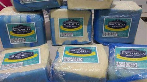 merk keju mozarella terbaik  dijual  pasaran