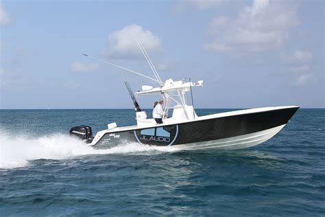 new sea vee boats seavee 320 model info center console fishing boat