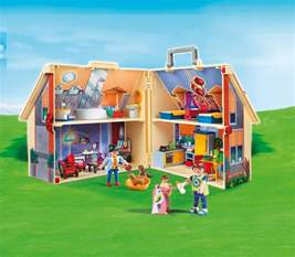 haus playmobil playmobil take along modern dollhouse