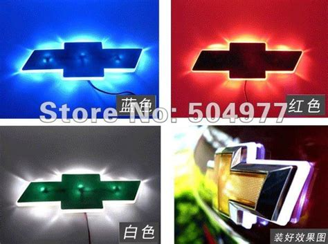 Light Up Car Emblems by Lighted Chevy Emblem Monte Carlo Forum Monte Carlo