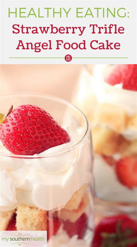 My Strawberry recipe strawberry trifle with food cake my