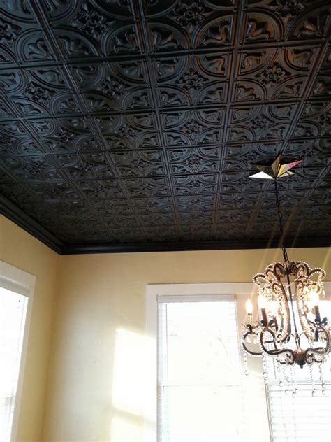 home decor ceiling faux tin ceiling tiles ideas decorate your home creatively