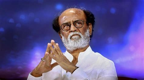 actor rajinikanth party name rajinikanth non committal on announcement of party name